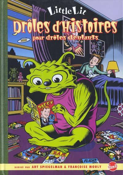 Little Lit 2 Droles D Histoires Pour Droles D Enfants