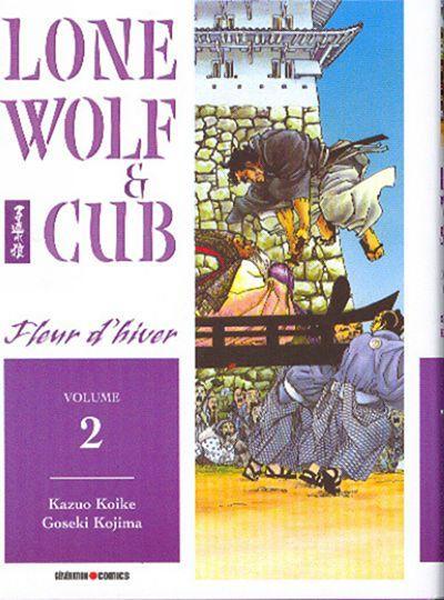 Couverture de Lone Wolf & Cub -2- Fleur d'hiver