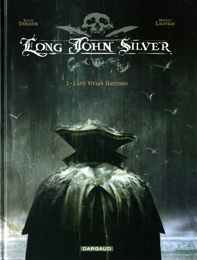 Couverture de Long John Silver -1- Lady Vivian Hastings