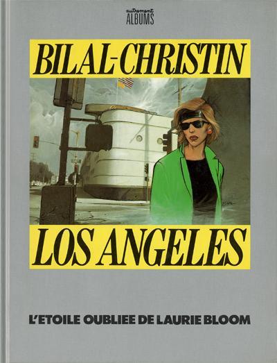 Couverture de Los Angeles (Christin/Bilal) - L'étoile oubliée de Laurie Bloom