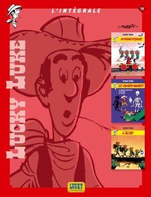Couverture de Lucky Luke (Intégrale Dupuis/Dargaud) -19- L'Intégrale 19