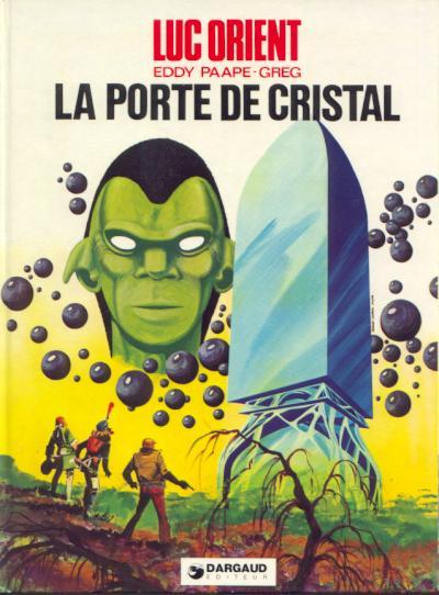 Couverture de Luc Orient -12- La porte de cristal