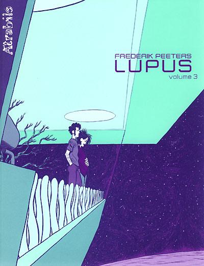 Couverture de Lupus -3- Volume 3