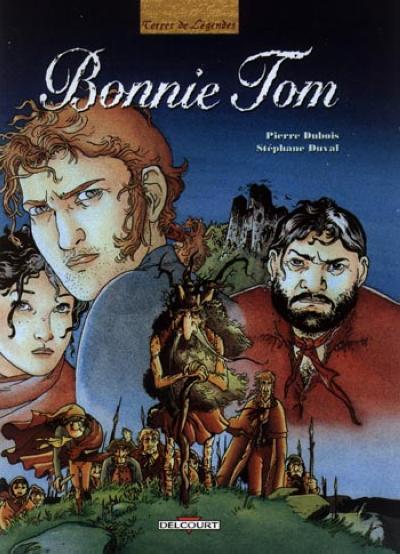 Couverture de Les lutins -INT- Bonnie Tom - Intégrale