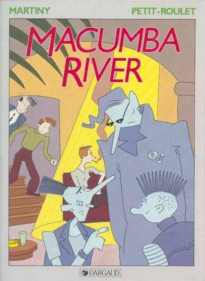 Couverture de Macumba river