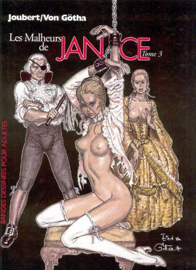 Couverture de Les malheurs de Janice -3- Tome 3