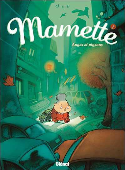 Couverture de Mamette -1- Anges et pigeons
