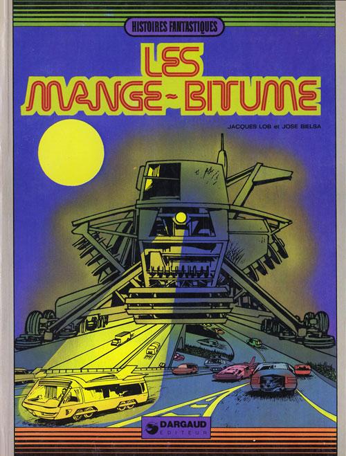Les Mange-Bitume - One shot - PDF