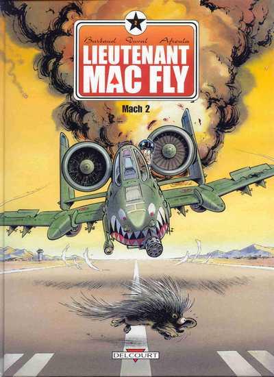 Lieutenant MacFly 3 tomes