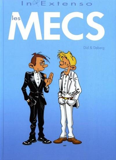 Couverture de Les mecs -1- Les Mecs