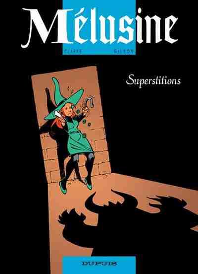 Couverture de Mélusine -13- Superstitions