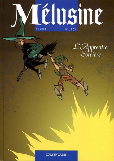 Couverture de Mélusine -15- L'apprentie sorcière
