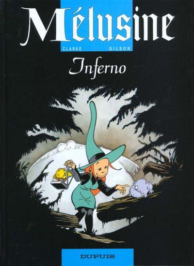 Couverture de Mélusine -3- Inferno