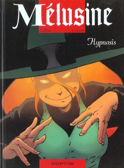 Couverture de Mélusine -9- Hypnosis