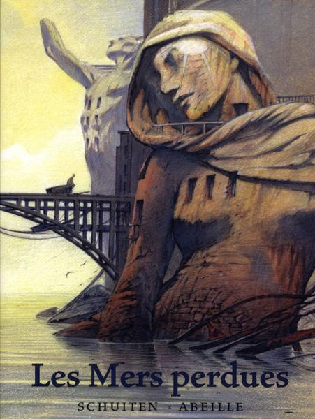 Couverture de (AUT) Schuiten, François -12- Les Mers perdues