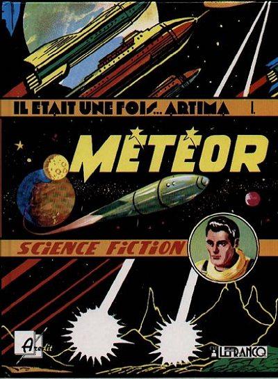 Couverture de Météor (Intégrale) -1- Volume 1