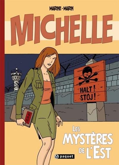 Couverture de Michelle -1- Les mystères de l'est