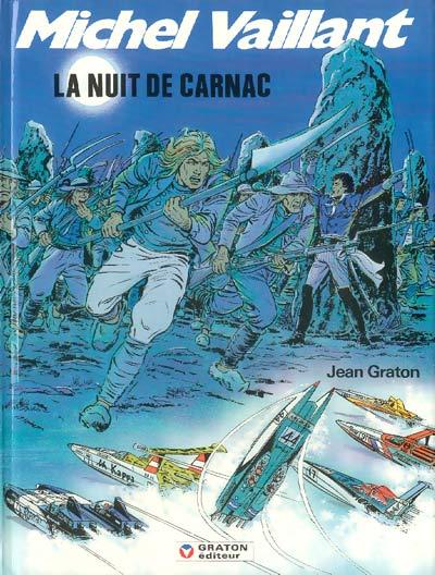 Couverture de Michel Vaillant -53- La nuit de Carnac