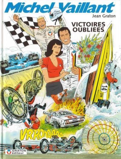 Couverture de Michel Vaillant -60- Victoires oubliées