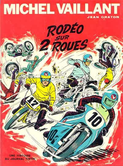 Couverture de Michel Vaillant -20- Rodéo sur 2 roues