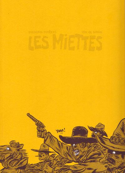 Couverture de Les miettes - Les Miettes