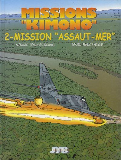 Couverture de Missions