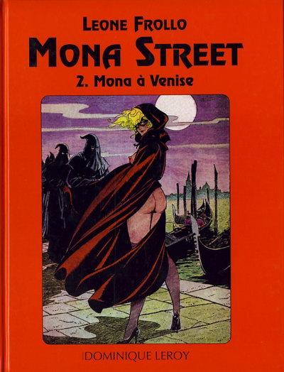 Couverture de Mona Street -2- Mona à Venise