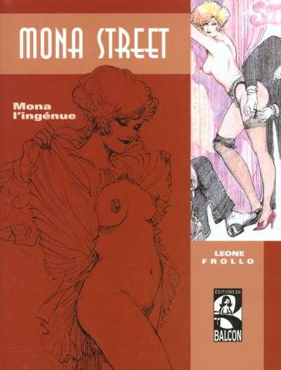 Couverture de Mona Street -4- Mona l'Ingénue