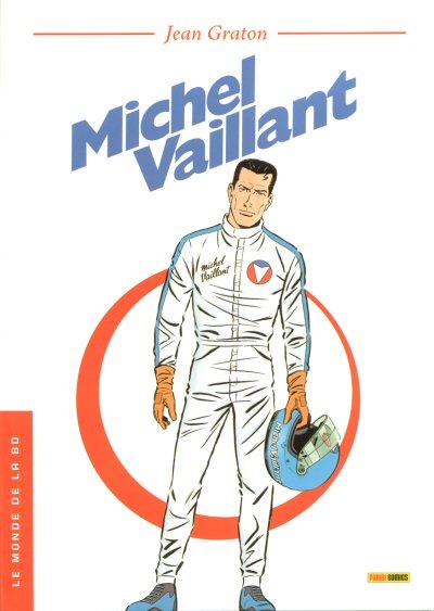 Couverture de Michel Vaillant -MBD29- Michel Vaillant - Le Monde de la BD - 29