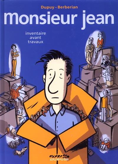 Couverture de Monsieur Jean -6- Inventaire avant travaux