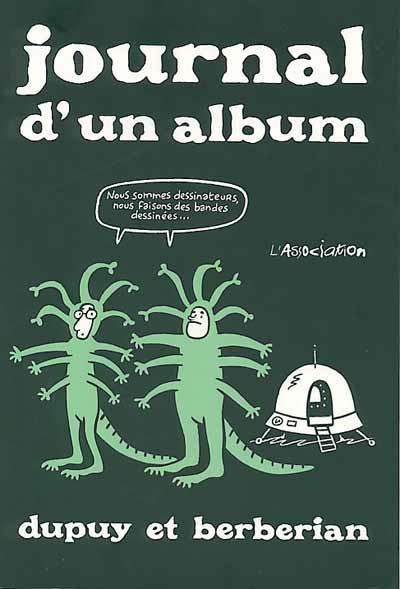 Couverture de Monsieur Jean -HS1- Journal d'un album