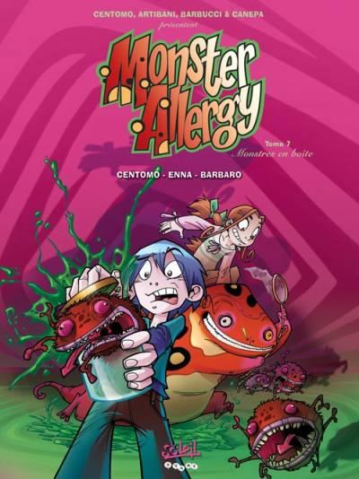 Monster Allergy - Tome 07 - Monstres en boîte