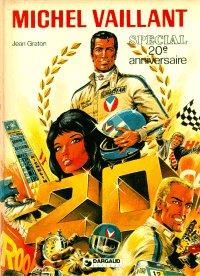 Couverture de Michel Vaillant -sp04- Spécial 20e anniversaire