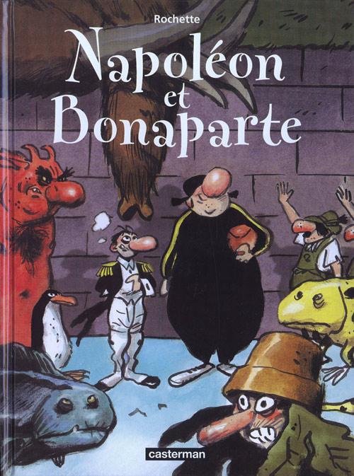 Napoleon & Bonaparte