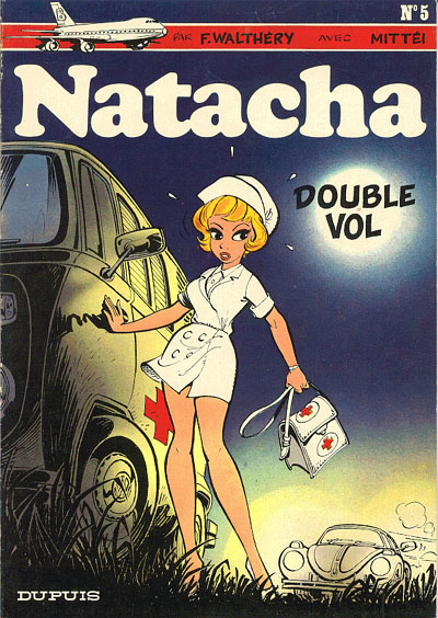 Couverture de Natacha -5- Double vol