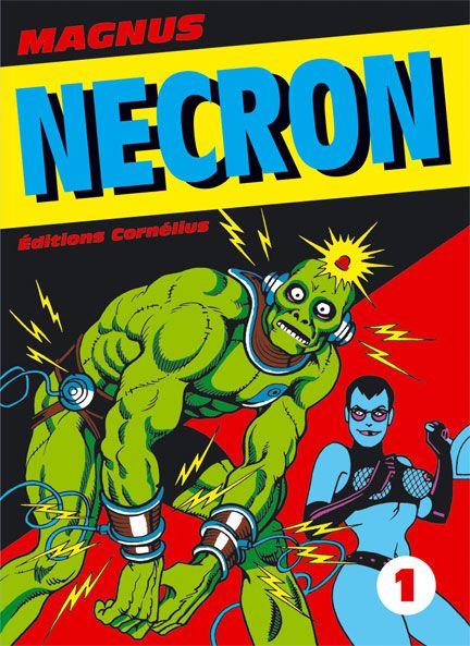 Couverture de Necron -INT1- Volume 1