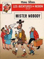 Couverture de Néron et Cie (Les Aventures de) (Érasme) -58- Mister Nobody