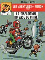 Couverture de Néron et Cie (Les Aventures de) (Érasme) -44- La disparition du vase de Chine
