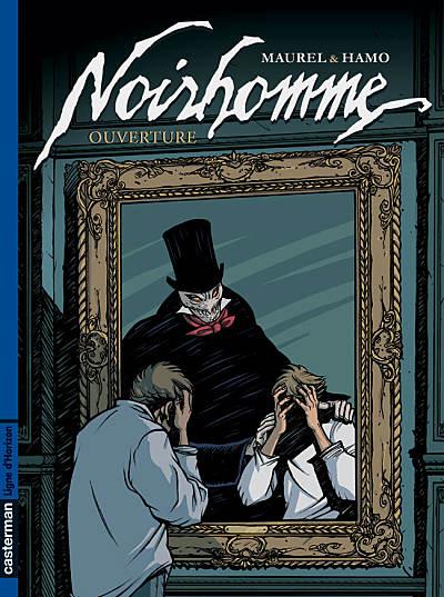 Couverture de Noirhomme -1- Ouverture
