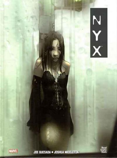 Couverture de NYX -1- Tome 1