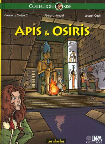 Couverture de Okisé / Okissé (Collection) -2- Apis & Osiris