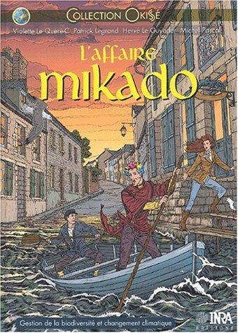 Couverture de Okisé / Okissé (Collection) -6- L'affaire mikado