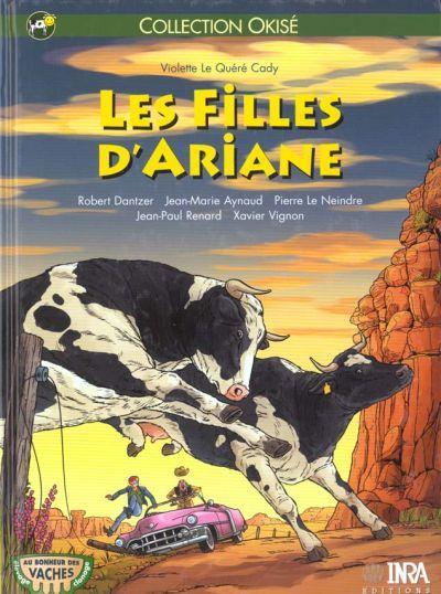 Couverture de Okisé / Okissé (Collection) -5- Les filles d'Ariane