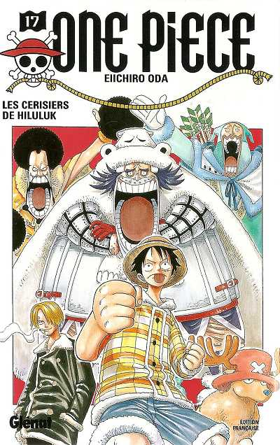 One Piece Digital Colored Tomes 16 et 17 Official Ebook