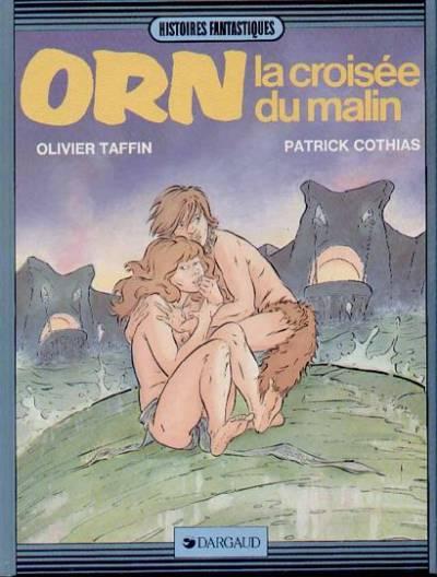 Couverture de Orn -3- La croisée du malin