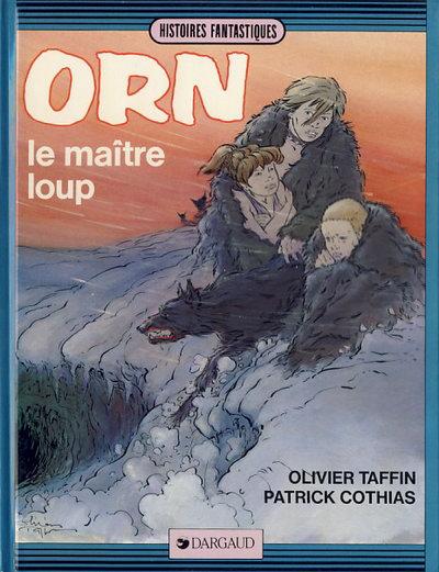 Couverture de Orn -4- Le maître loup