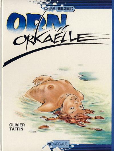 Couverture de Orn -6- Orkaëlle