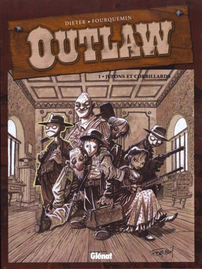 Outlaw 1 Jupons Et Corbillards