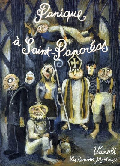 Panique à Saint-Pancréas sur Bookys