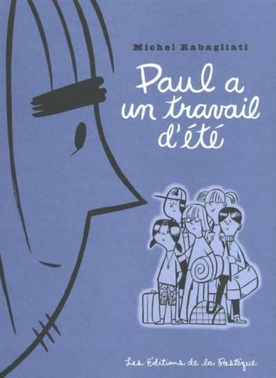 Couverture de Paul -2- Paul a un travail d'été
